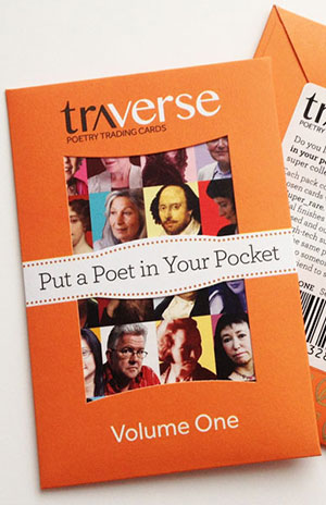 Traverse Poetry Cards